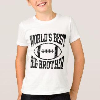 Mejor hermano mayor del mundo poleras