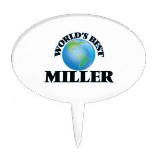 Mejor Miller del mundo Figuras Para Tartas
