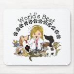 Mejor Mousepad veterinario del mundo