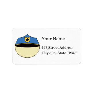 Mejor poli de encargo nunca etiquetas de dirección