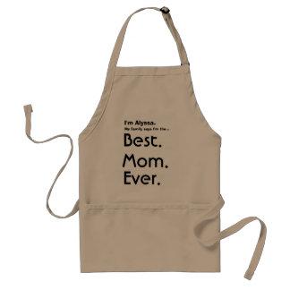 Mejor regalo conocido de encargo del cocinero del delantal