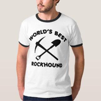 Mejor Rockhound del mundo Camisas