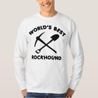 Mejor Rockhound del mundo Playeras