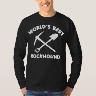 Mejor Rockhound del mundo Poleras