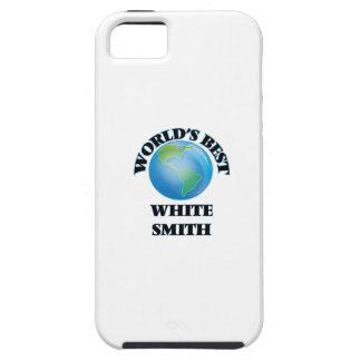 Mejor Smith blanco del mundo iPhone 5 Case-Mate Protector