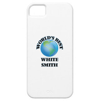 Mejor Smith blanco del mundo iPhone 5 Funda