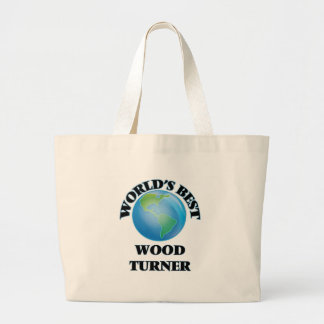 Mejor Turner de madera del mundo Bolsa De Mano