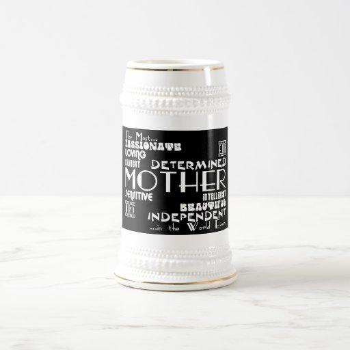 Mejor y madres y mamáes de Greastest: Calidades Jarra De Cerveza