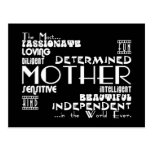 Mejor y madres y mamáes de Greastest: Calidades Postal