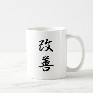 Mejora - Kaizen Tazas De Café