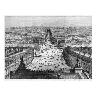 Mejoras a París Postales