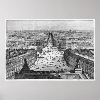 Mejoras a París Póster