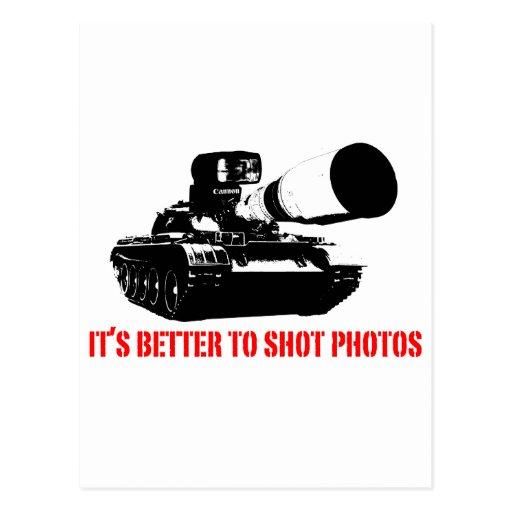Mejore a las fotos del tiro postal