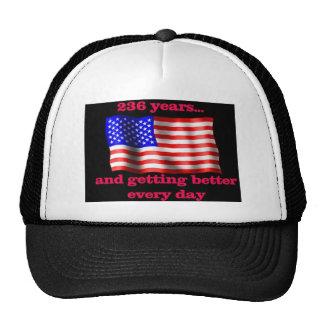 mejore cada gorra del día