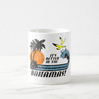 Mejore en Bahamas se descoloró Taza Clásica