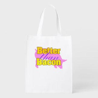 Mejore que el tocino bolsa de la compra