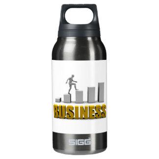 Mejore su negocio o proceso de negocio botella isotérmica de agua