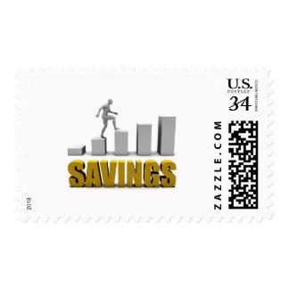 Mejore sus ahorros o proceso de negocio como estampillas