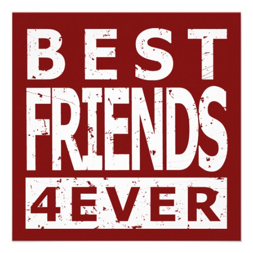 Mejores amigos 4Ever Anuncio
