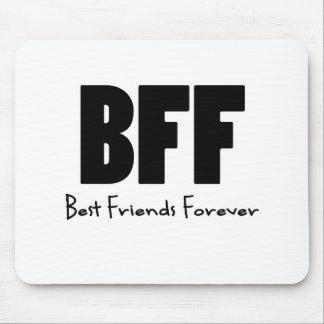 Mejores amigos de BFF para siempre Alfombrillas De Raton