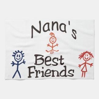Mejores amigos de Nanas Toalla