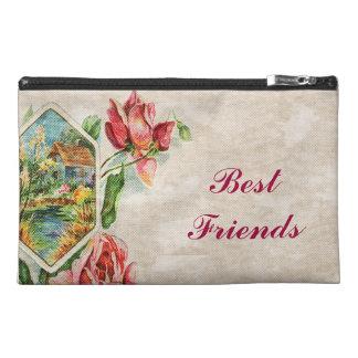 Mejores amigos florales del Victorian
