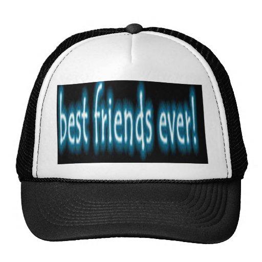 Mejores amigos nunca gorro