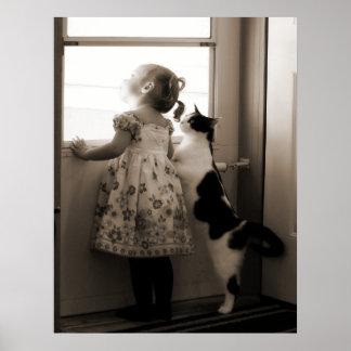 Mejores amigos impresiones