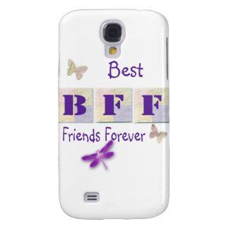Mejores amigos para siempre funda para galaxy s4