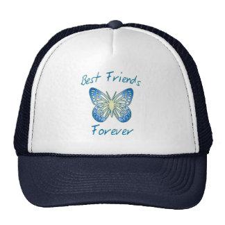 Mejores amigos para siempre gorra