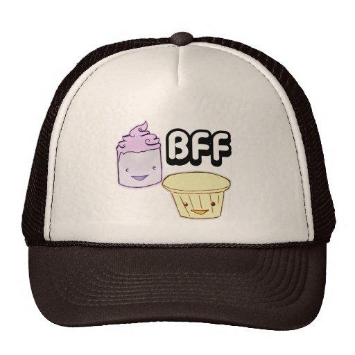 Mejores amigos para siempre gorras de camionero