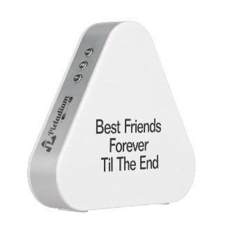 Mejores amigos para siempre hasta el End.ai Altavoz