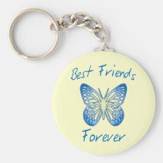 Mejores amigos para siempre llaveros