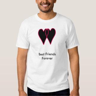 Mejores amigos para siempre los regalos de Zazzle Playera
