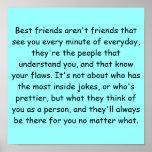 Mejores amigos poster