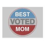 Mejores camisetas y regalos votados de la mamá postal