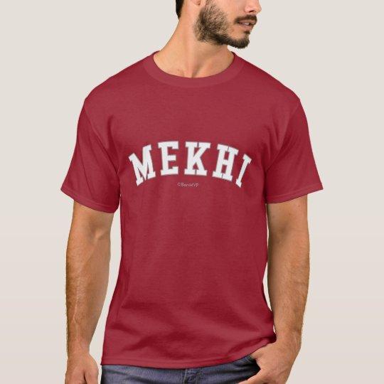 Mekhi T-Shirt