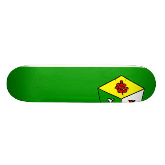 Meknes Morocco Skate Deck