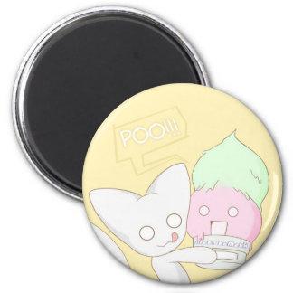 Meko Ice Cream Magnet