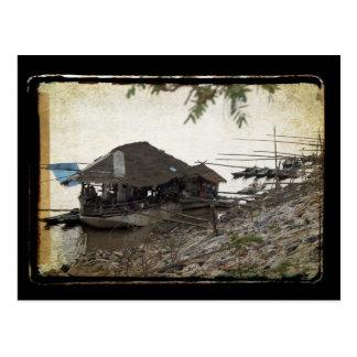 mekong postcard