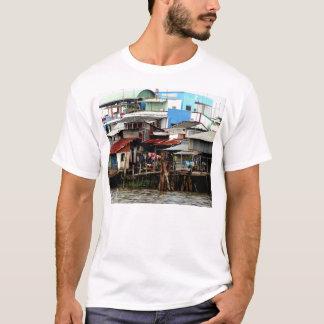 Mekong River Houses T-Shirt