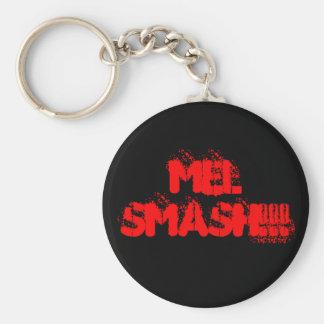 Mel SMASH!!! Keychain