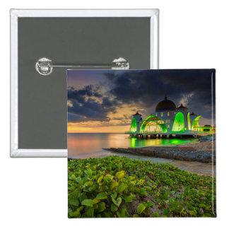 Melaka During Sunset | Masjid Selat Button