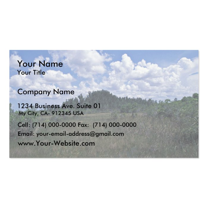 Melaleuca Business Cards on PopScreen
