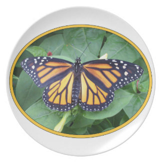 Melamine Plate,Monarch Style #6a Plate