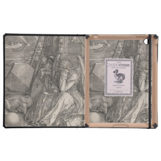 Melancholia I de Albrecht Durer iPad Protectores