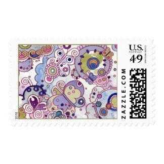 Melancholic Dream Stamp