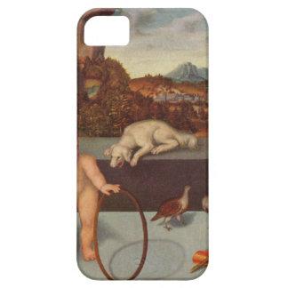 Melancholy by Lucas Cranach the Elder iPhone 5 Covers