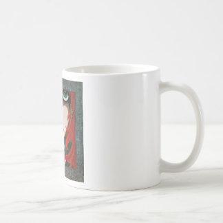 Melancholy Girl Classic White Coffee Mug