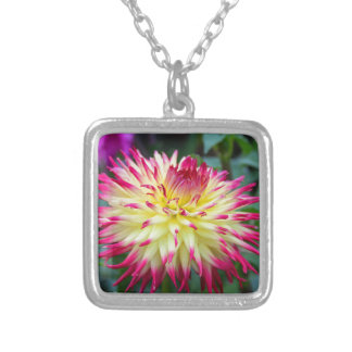 Melancholy No More Silver Plated Necklace